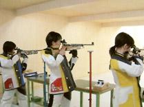 ライフル射撃