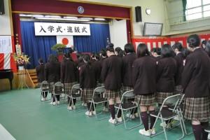 H27 入学式
